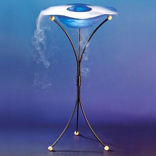 Напольный ультразвуковой анион-увлажнитель с LED подсветкой