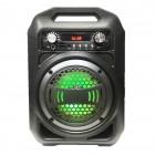 Мобильная акустическая комбо-система BS-12 (Bluetooth, USB, SD, FM, AUX)