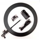 Кольцевая лампа для фото и видео съемки Ring Fill Light 35 (35 см)