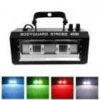 Стробоскоп со звуковой активацией LED Bodyguard Strobe 40W (цветной)