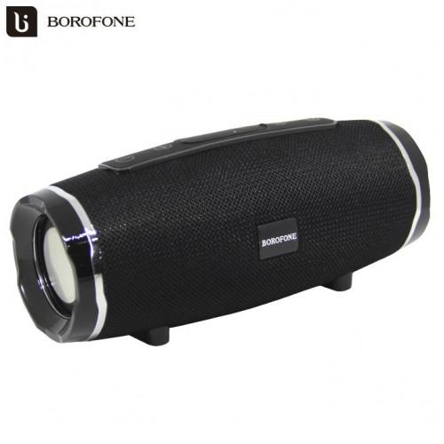 Мобильная Bluetooth колонка Borofone BR3 (Bluetooth, TWS, FM, MP3, AUX, Mic)