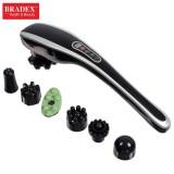 Ручной беспроводной вибромассажер для тела Body Massager Bradex KZ 0567