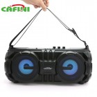 Беспроводной бумбокс Cafini CN-S1988FM-BT (Bluetooth, USB, microSD, FM, AUX, Rec, Mic)