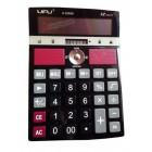 Калькулятор UFU U-5299D с радио и MP3 плеером, 12digits