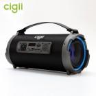 Бумбокс Cigii K1202 (Bluetooth, USB, micro SD, FM, AUX, Mic)
