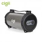 Бумбокс Cigii S22R (Bluetooth, USB, SD, FM, AUX, Mic)