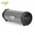 Бумбокс Cigii S33R (Bluetooth, USB, SD, FM, AUX, Mic)