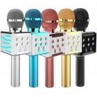 Беспроводной караоке микрофон DS868 (Bluetooth, MP3, AUX, KTV)