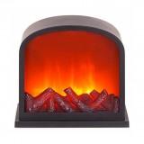 Декоративный электрический камин LED Fireplace Lantern SP-01