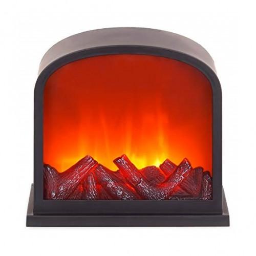 """Декоративный светильник """"Камин"""" LED Fireplace Lantern SP-01"""