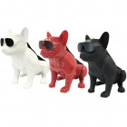 Колонка эстетическая French Bulldog TWS (Bluetooth, FM, MP3, AUX)