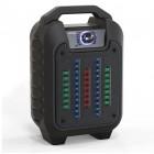 Мобильная акустическая комбо-система HY-04 (Bluetooth, USB, SD, FM, AUX)