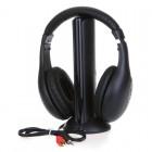 Наушники для ТВ с базой Wireless Headphone 5-In-1
