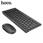 Беспроводная клавиатура с мышью Hoco DI05