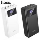 Внешний аккумулятор 40000 mAh Hoco J78A Outstanding (4 USB, Micro USB, Type C, Lightning 5V-2A)