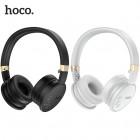 Беспроводные наушники Hoco W26 Enjoyment (Bluetooth, MP3, AUX, Mic)