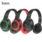 Беспроводные наушники Hoco W29 Outstanding (Bluetooth, MP3, AUX, Mic)