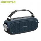 Портативная беспроводная колонка Hopestar A21 (Bluetooth, TWS, FM, MP3, AUX, Mic)