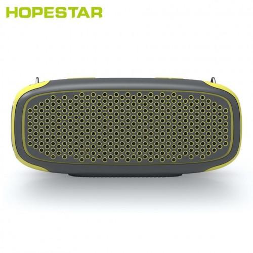 Портативная акустическая стерео колонка Hopestar A30 (Bluetooth, TWS, MP3, AUX, Mic)