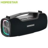 Портативная беспроводная колонка Hopestar A6 X (Bluetooth, MP3, AUX, Mic, LED)