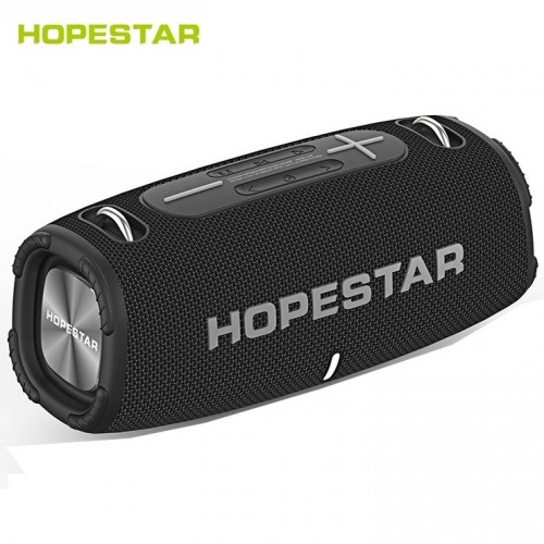 Портативная акустическая стерео колонка Hopestar H50 (Bluetooth, MP3, FM, AUX, Mic)