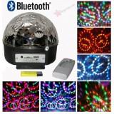 Дискошар с Bluetooth LED Magic Ball Light BT
