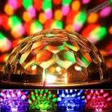 Дискошар LED Magic Ball Light с MP3