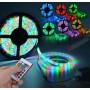 Цветная LED лента SMD 3528 - 5м в наборе