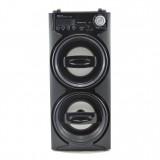 Мобильная акустическая стерео-система MS-37BT (Bluetooth, USB, SD, FM, AUX)