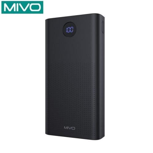Универсальное зарядное устройство повышенной емкости Mivo MB-309Q 30000 mAh