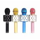 Микрофон караоке Mini Music Box C-335 (Bluetooth, MP3, AUX, KTV)