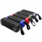 Влагозащищенная беспроводная колонка NewRixing NR-1000 (Bluetooth, MP3, AUX, Mic)