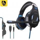 Проводные игровые наушники с микрофоном Ovleng GT93