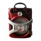 Портативная беспроводная колонка P-86 (Bluetooth, MP3, FM, AUX, Mic)