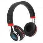 Беспроводная стерео-гарнитура Qumo Freedom Style (Bluetooth, MP3, FM, AUX, Mic)