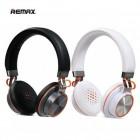 Беcпроводные наушники Remax RB-195HB (Bluetooth, AUX, Mic)