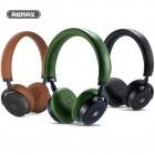 Беcпроводные наушники Remax RB-300HB (Bluetooth, NFC, AUX, Mic)