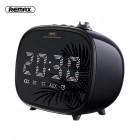 Колонка-часы Remax RB-M52 (Bluetooth, MP3, FM, AUX, Mic, часы, будильник)