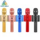 Беспроводной караоке микрофон Rojem HBPC-868 (Bluetooth, MP3, AUX, KTV)
