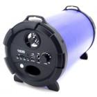 Беспроводной бумбокс Rojem HBPC1609 (Bluetooth, USB, micro SD, FM, AUX, Mic)