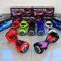 """Самобалансирующийся самокат Gyroscooter Smart Balance Wheel 8"""" со встроенной Bluetooth колонкой Transformers Lambo"""