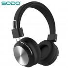 Беспроводные наушники Sodo SD-1001 (Bluetooth, MP3, FM, AUX, Mic)