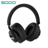 Беспроводные наушники Sodo SD-1006 (Bluetooth, MP3, FM, AUX, Mic)