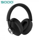 Беспроводные наушники Sodo SD-1007 (Bluetooth, MP3, FM, AUX, Mic)