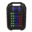 Мобильная акустическая комбо-система B15 (Bluetooth, USB, SD, FM, AUX)