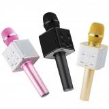 Беспроводной Караоке Микрофон Tuxun Q7 (Bluetooth, MP3, AUX, KTV)