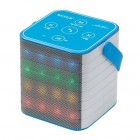 Портативная колонка Wster WS-1801 (Bluetooth, MP3, FM, Mic)