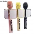 Беспроводной караоке микрофон Magic Karaoke YS-91 (Bluetooth, MP3, AUX, FM, 4-Voice, Claps, Rec, ACC, KTV)