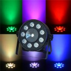 Прожектор 9X3W+1X15W 3in1 LED Digit Par Light RGB 45W