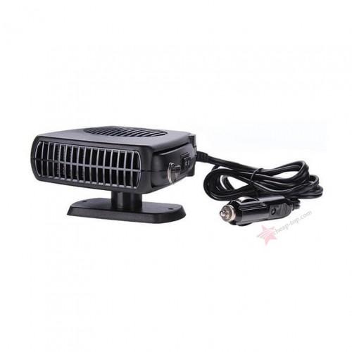 Автомобильный вентилятор с функцией обогрева Auto Heater Fan 3 in 1